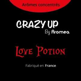 "Love Potion - AROMEA recette ""Crazy Up"""