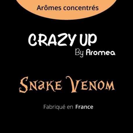 "Snake Venom - AROMEA recette ""Crazy Up"""