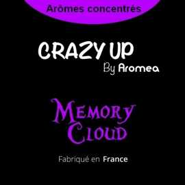 "Memory Cloud - AROMEA ""Crazy Up"""
