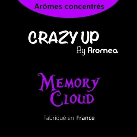 """Memory Cloud - AROMEA """"Crazy Up"""""""