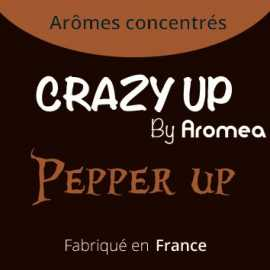 Pepper up - Crazy Up