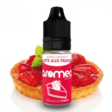 Tarte aux fraises - AROMEA