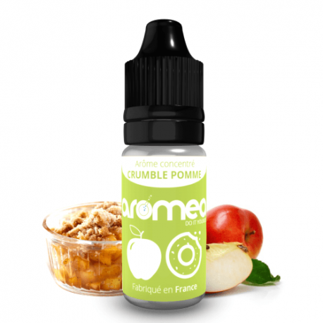 Crumble Pomme - AROMEA